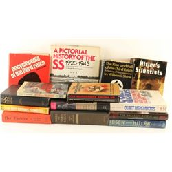 Lot of WWII & Military History Books