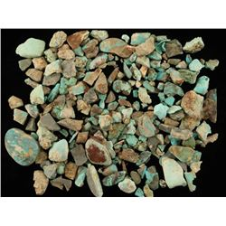 Lot of Natural Bisbee Turquoise