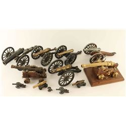 Miniature Cannon Collection