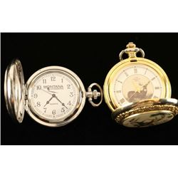 Collection of (2) Pocket Watches