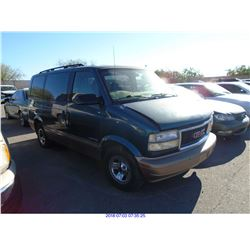 2000 - GMC SAFARI