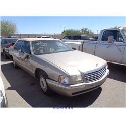 1998 - CADILLAC DEVILLE // RESTORED SALVAGE