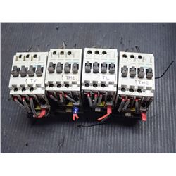 SIEMENS 3TF3000-0A CONTACTOR *LOT OF 4*