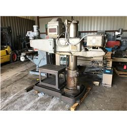 "Cincinnati Bickford Radial Drill Press 48"" Arm"