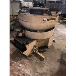 Roto-Finish Vibratory Bowl
