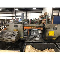 "18"" x 20"" HEM #F130HA Horizontal Band Saw"