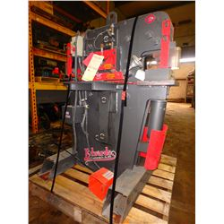 Edwards 55 Ton Ironworker Punch Press