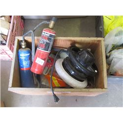 POWER BUFFER, PROPANE TORCH SET
