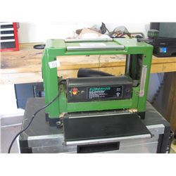 "THICKNESS PLANER, 12 1/2"" LIKE NEW"