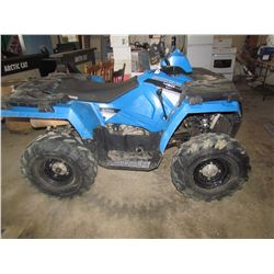 2016 POLARIS SPORTSMAN 450 QUAD