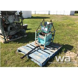 HARVESTORE FEED WEIGHER