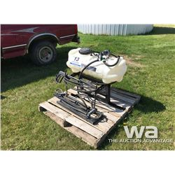 WESTWARD 15 GAL ATV SPRAYER
