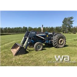 1965 FORD 5000 TRACTOR