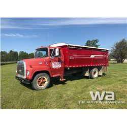 1973 FORD 600 S/A TRUCK