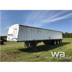 1997 DOEPKER 42 FT. TRIDEM GRAIN TRAILER