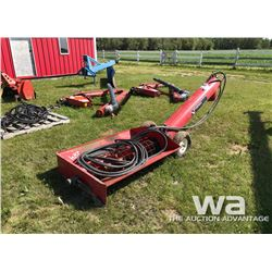 "WHEATHEART 10""X 10 FT. HYD TRANSFER AUGER"