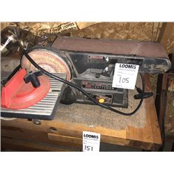 Craftsman Belt and Disc Sander