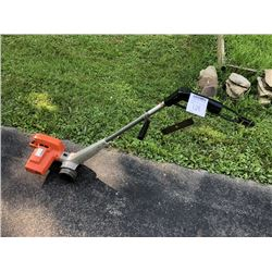 BUNDLE LOT: Black & Decker Edger, Broom, Hoe & Shovels
