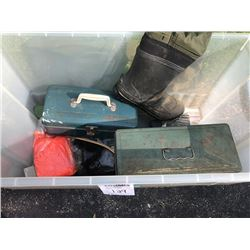 Fishing Gear Lot