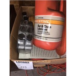 Stihl Bar & Chain Lubricant / Oil