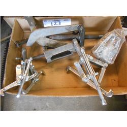 Misc. Clamps Lot