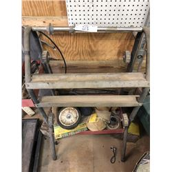 Small Parts Rack