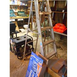 Werner 6' Ladder and Stabilizer