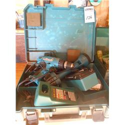 Makita Drill and Light Set