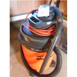 Portable Blower 16 Gal. Wet/Dry Shop Vac