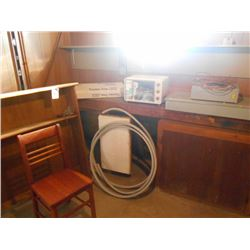 Shelf, Chair, Toaster Oven, Other