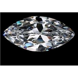 7 ct. Marquis Bianco Diamond