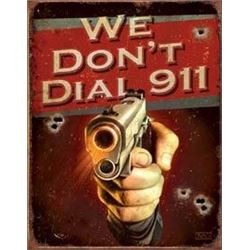 JQ - We Don't Dial 911