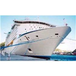 7 Night Bahamas Cruise for 2, many travel dates available