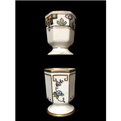 Art Deco Porcelain Toothpick Holders, Vases