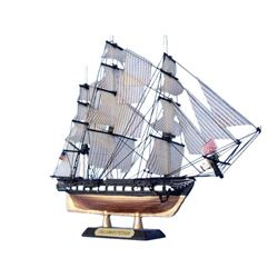 USS Constitution Limited Tall Model Ship 7""