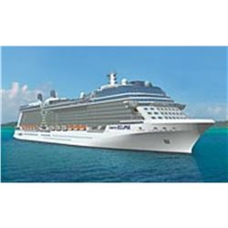 7 Night North Pacific Cruise for 2, Sunday, October 20, 2019
