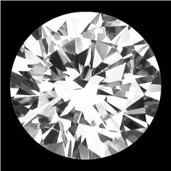 2.43ct Round 8.5mm BIANCO Diamond