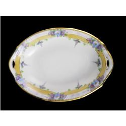 Victorian Relish Dish, Berry Bowl