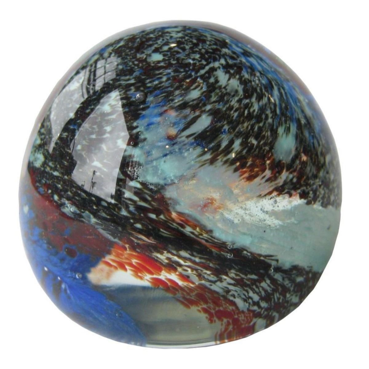 Murano glass paperweights dating