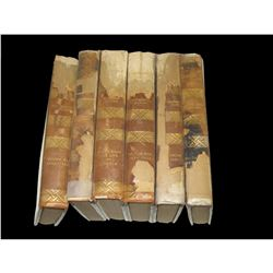 The Writings of Abraham Lincoln ed. by Arthur Brooks Lapsley 1905 (6 Book set)