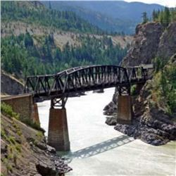 2018 - Western Canada by Rail 9 days from Calgary to Vancouver