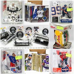 FEATURED ITEMS: HOCKEY AND SPORTS COLLECTIBLES!