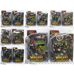 FEATURED ITEMS: WORLD OF WARCRAFT FIGURES!