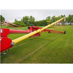 MK 100-71 Westfield Swing Away Auger, Never Had Fertilizer Through It