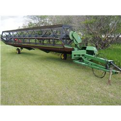 590 JD 30' Pull Type Swather