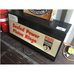 SEALED POWER PISTON RINGS STORE DISPLAY