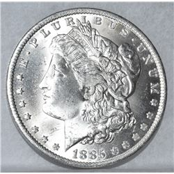 1885-O NEW ORLEANS MORGAN SILVER DOLLAR MANDY SILVER DOLLAR SPECIAL MS 64