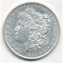 MORGAN SILVER DOLLAR 1885-O BEAUTIFUL COLLECTIBLE CONDITION
