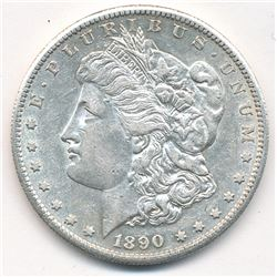 MORGAN SILVER DOLLAR 1890-S BEAUTIFUL COLLECTIBLE CONDITION