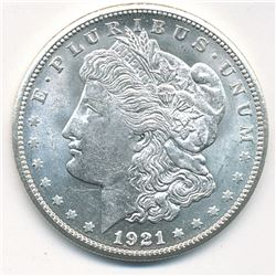 MORGAN SILVER DOLLAR 1921-S BEAUTIFUL COLLECTIBLE CONDITION